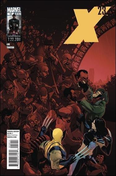 X-23 #12 NM (2011)