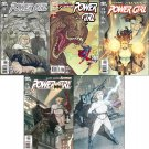 POWER GIRL #21, 22, 23, 24, 25 NM (2011) *TRADE SET OF 5 ISSUES*