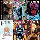 X-MEN VOL 3 #11, 12, 13, 14, 15, 15.1 NM (2011) *Trade Set*