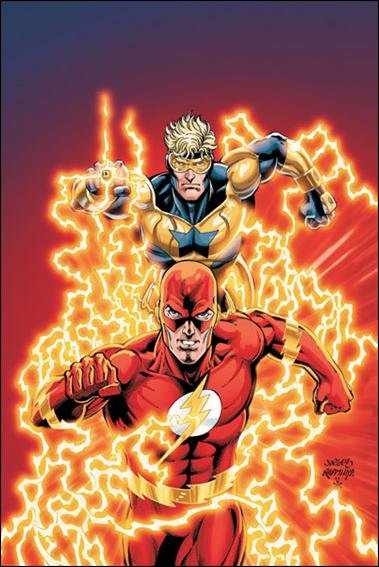 BOOSTER GOLD #47 (2010) *FLASHPOINT*