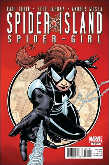 SPIDER-ISLAND: SPIDER-GIRL #1 NM (2011) *SPIDER ISLAND*