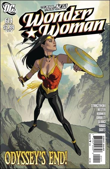 WONDER WOMAN #614 NM  (2011)