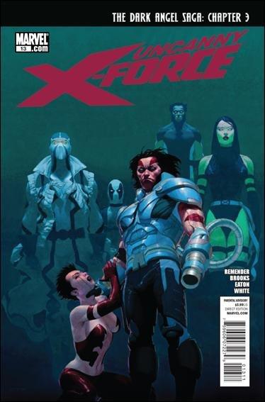 UNCANNY X-FORCE #13 NM (2011)