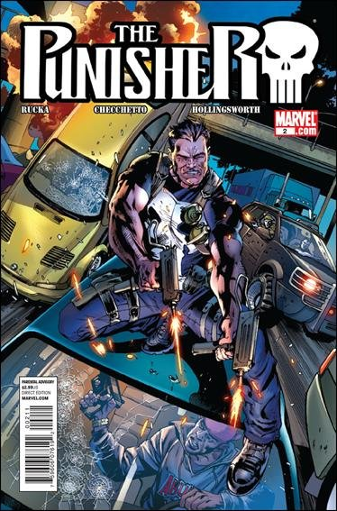 PUNISHER #2 NM (2011)