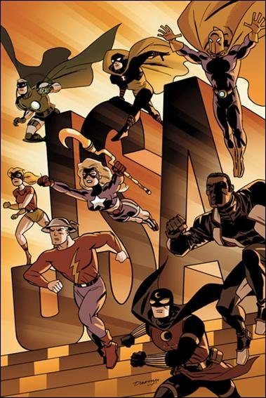 JUSTICE SOCIETY OF AMERICA #54 NM (2011)