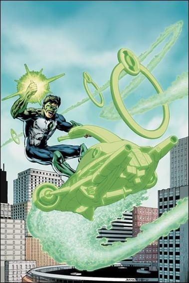 DC RETROACTIVE: GREEN LANTERN - THE 90'S #1 NM (2011)