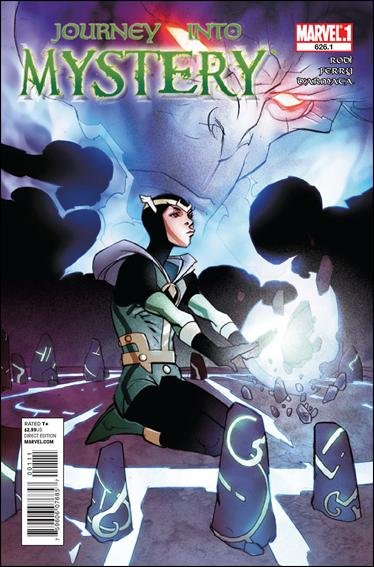 JOURNEY INTO MYSTERY #626.1 NM (2011)