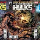 "INCREDIBLE HULKS #630, 631, 632, 633,  634 :""HEART OF THE MONSTER"" NM (2011) *Trade Set*"