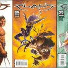 CLAWS #1-3 NM (2006) WOLVERINE & THE BLACK CAT *COMPLETE SET OF 3 ISSUES*