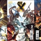 AGE OF X; ALPHA/UNIVERSE VF/NM (2011)