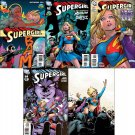 SUPERGIRL #56, 57, 58, 59, 60 VF/NM (2011) *Trade Set*