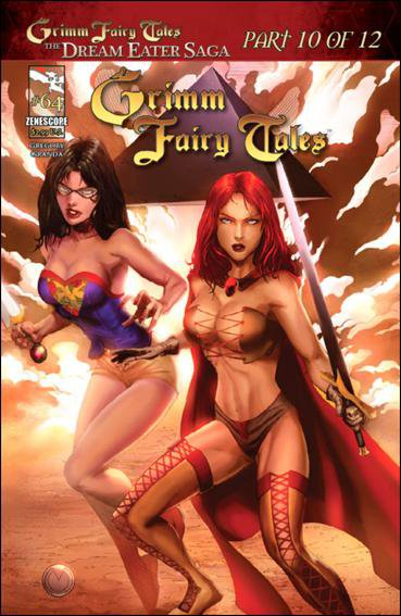 """GRIMM FAIRY TALES #64 """"A"""" COVER NM (2011)  *ZENOSCOPE*"""