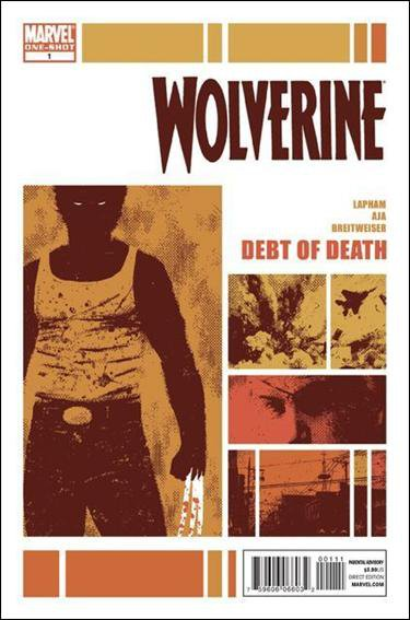 WOLVERINE: DEBT OF DEATH #1 NM (2011)