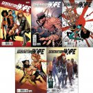 Generation Hope #1, 2, 3, 4, 5, 6, 7, 8, 9, 10 [2011] *Trade Set
