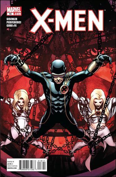 X-MEN VOL 3 #18 NM (2011)