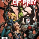 BIRDS OF PREY #1 NM (2011) THE NEW 52!