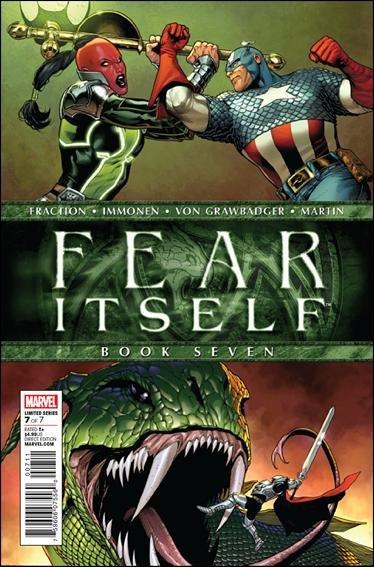 FEAR ITSELF #7 NM (2011)