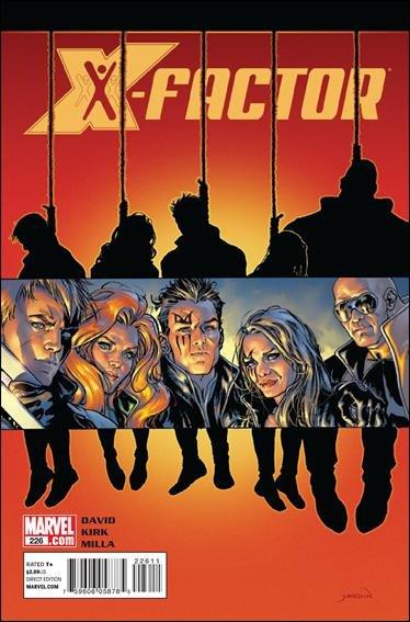 X-Factor #226 (2011) NM