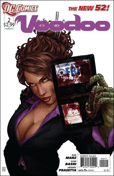 Voodoo #2 NM (2011) *The New 52!*