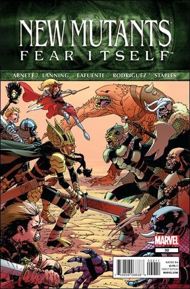 New Mutants #32 NM (2011)