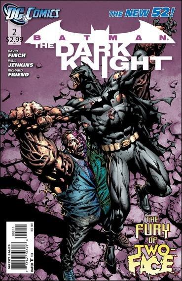 Batman: The Dark Knight #2 NM (2011) The New 52!