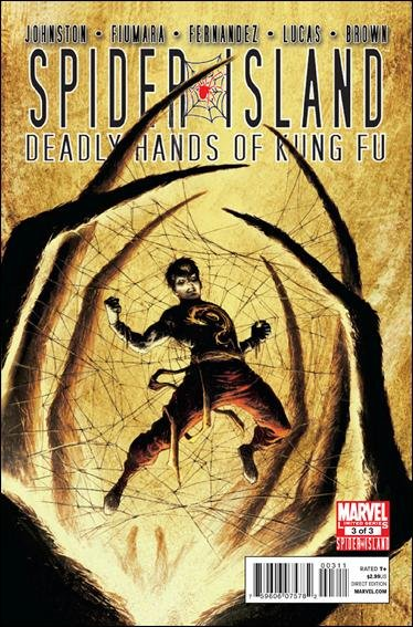 Spider-Island: Deadly Hands of Kung-Fu #3 NM (2011) *Spider Island*