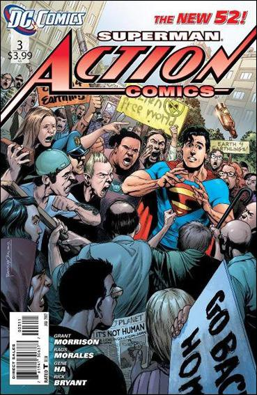 Action Comics #3 NM (2011) The New 52!