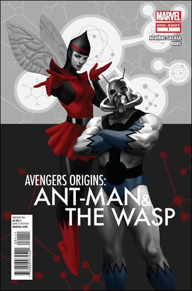 Avengers Origins: Ant-Man & Wasp #1 NM (2011)