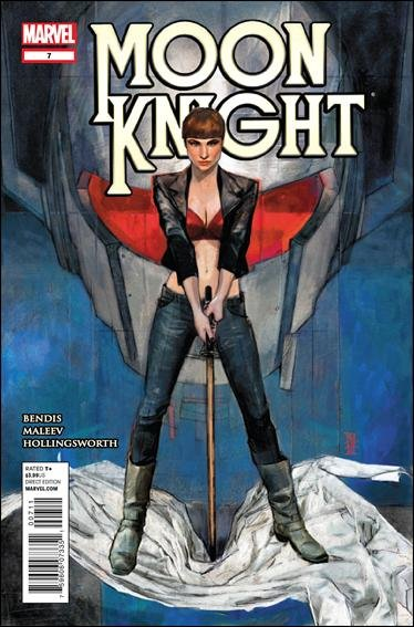 Moon Knight #7 NM (2011)