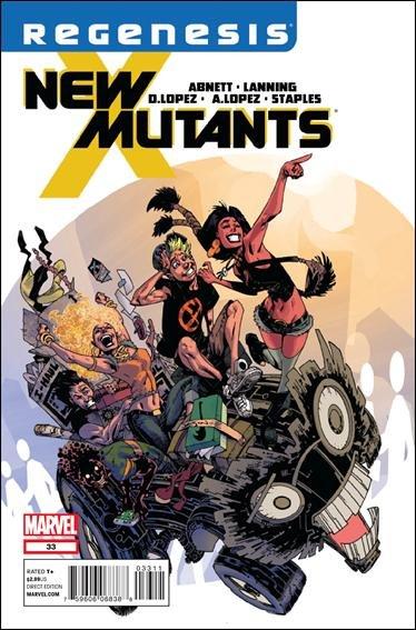 New Mutants #33 NM (2011)