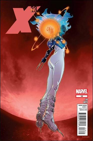 X-23 #16 NM (2011)