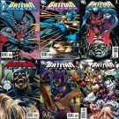 BATMAN ODYSSEY #1, 2, 3, 4, 5, 6 (2009) VF/NM *COMPLETE SET*