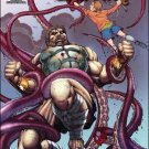 """Grimm Fairy Tales Presents The Library #3 """"B"""" Cover NM (2011)"""
