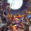 """Grimm Fairy Tales Presents The Library #3 """"A"""" Cover NM (2011)"""