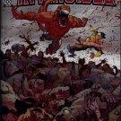 Invincible #100 NM (2013)I Ryan Ottley Wraparound Chromium Cover