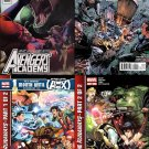 AVENGERS ACADEMY #25, 26, 27, 28 NM (2011) *Avengers Academy/Runaways Trade Set*