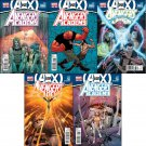 AVENGERS ACADEMY #29, 30, 31, 32, 33 NM (2011) *Avengers Vs X-Men (AVX) Trade Set*