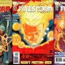 The Fury of Firestorm: The Nuclear Men #3, 4, 5 [2011] NM *Mini Set*