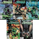 Green Lantern #11, 12, 13, 14, 15 [2012] VF/NM  *Trade Set*