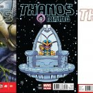 Thanos Rising (2013) #1 A, C, D  VF/NM  *Collector's Set*