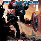Captain America (Vol 7) #1 [2013] VF/NM *Marvel Now!*