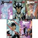 Astonishing X-Men #56, 57, 58, 59, 60 [2012] VF/NM Trade Set
