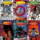 Batman Incorporated (Vol 2) #0, 1, 2, 3, 4, 5 [2012] *Trade Set*
