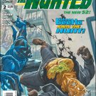 Threshold Presents: The Hunted #2 [2013] VF/NM *The New 52!*