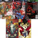 Batwoman #11, 12, 13, 14, 15 [2013] VF/NM *The New 52! Trade Set*
