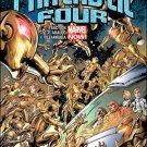 Fantastic Four (Vol 4) #5 AU (2013) VF/NM *Age of Ultron*