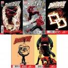 Daredevil (Vol 4) #21, 22, 23, 24, 25 (2013) VF/NM *Superior Spider-man Crossover Trade Set*