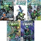 Green Lantern Corps #16 17 18 19 20 [2013] VF/NM  *Trade Set The New 52*