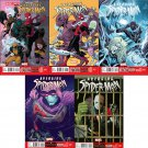 Avenging Spider-Man #16, 17, 18, 19, 20 [2013] VF/NM *Trade Set*
