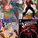 Superboy (Vol 5) #17 18 19 20 [2012] VF/NM *Trade Set!*